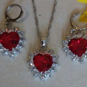 Jewelry set 🌻🌿🌸